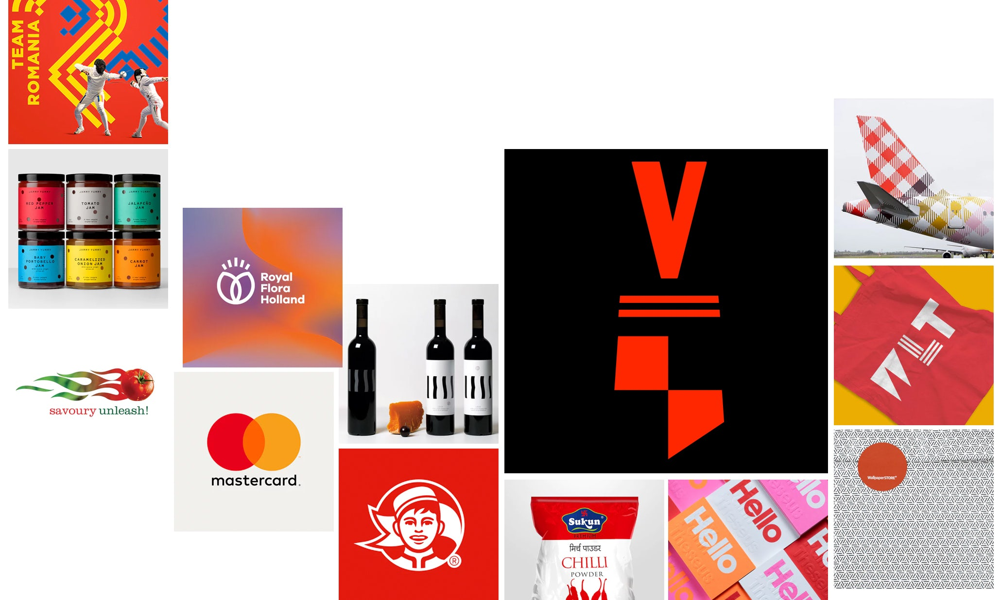 33 famous graphic design companies from around the globe