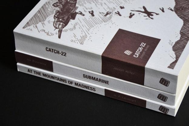 Multiple author series by Nikola Klímová and Jindřich Janíček