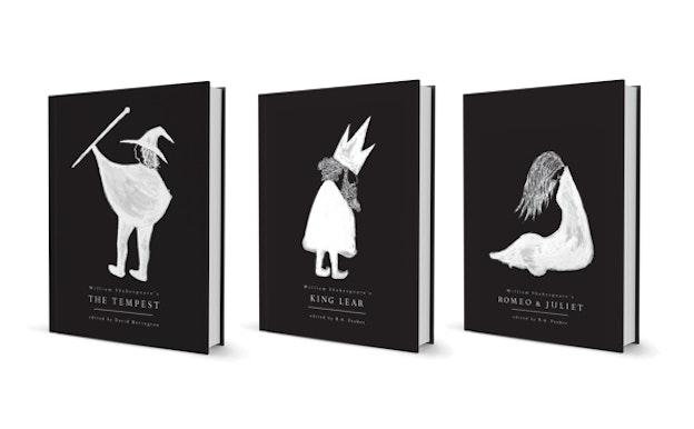 Shakespeare series by Brian Lemus