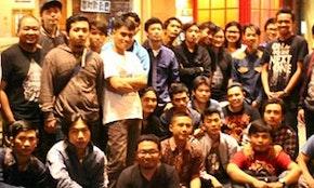 99designs Cafe heads to Surabaya