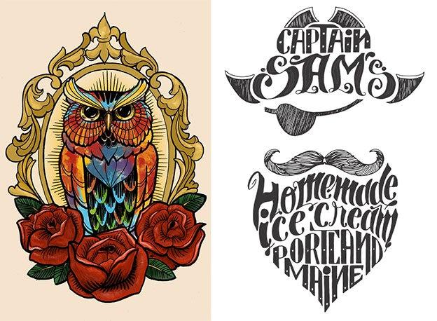 Design Trends: Hand Drawn