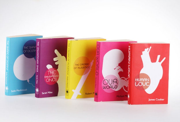 Book Cover Series Questions ~ The art of book cover design for a series