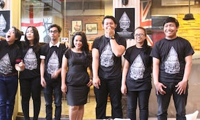 99designs Cafe heads to Surabaya