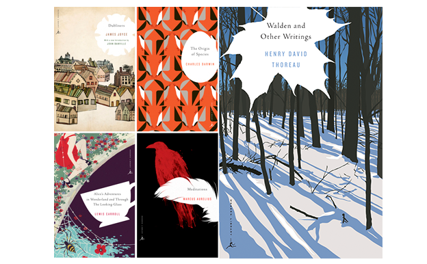 Modern Library Classics series by Emily Mahon