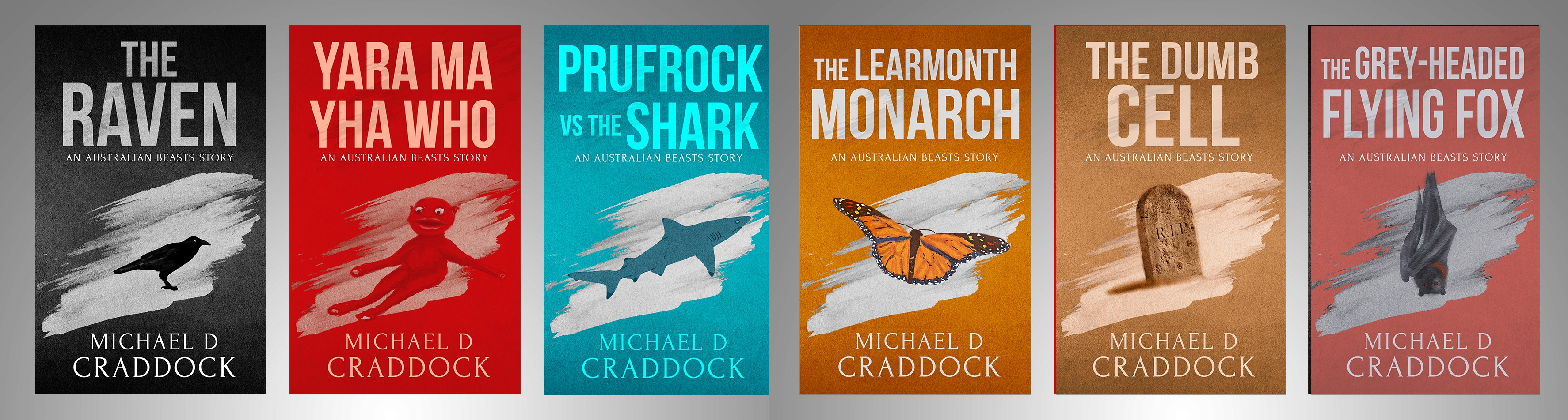 ebook series covers