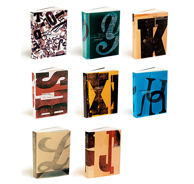 Peter Carey series by Jenny Grigg