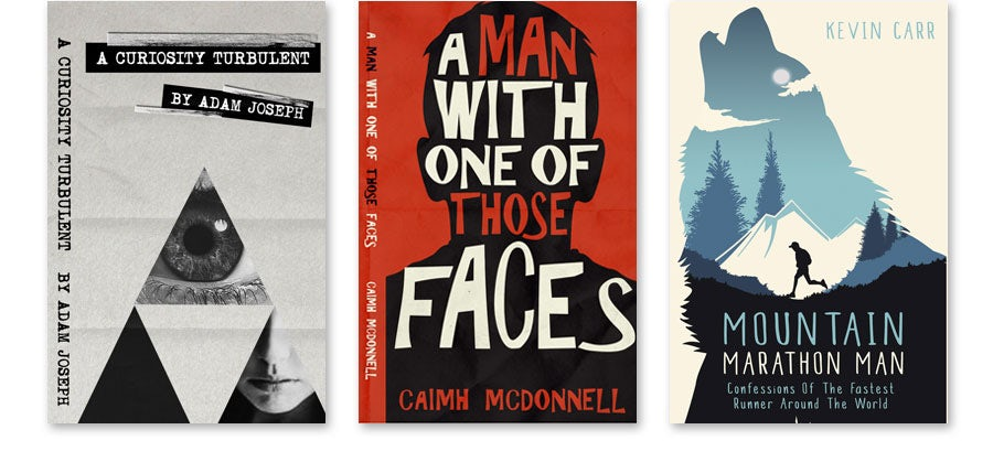 Photo Book Cover Inspiration : Book designers who have you covered on designs