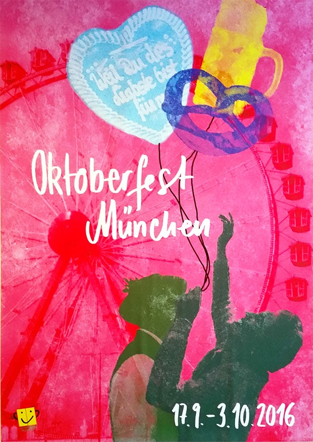2016 oktoberfest poster