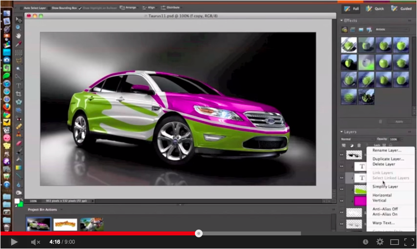 5 tips to get you started in vehicle wrap design