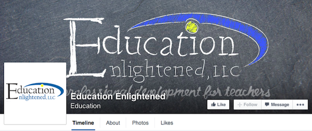 Enlightened Education Facebook cover