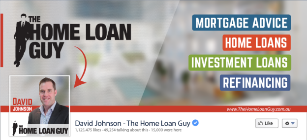 Home Loan Guy Facebook cover