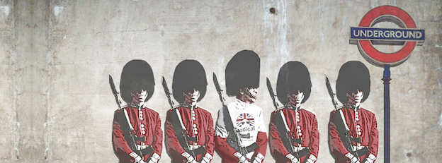 Underground Facebook cover