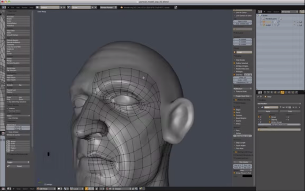 8 Awesome Options For 3d Modeling Software 99designs Blog