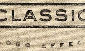 How to create a believable vintage faded logo
