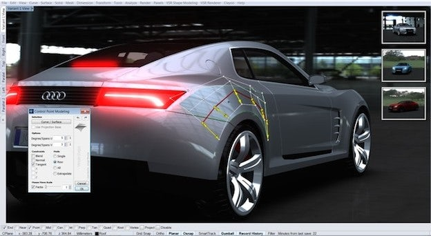8 awesome options for 3d modeling software 99designs for Truck design software