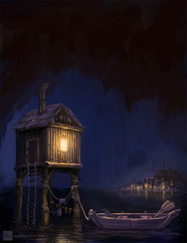 Illustration von Manfred Rohrer