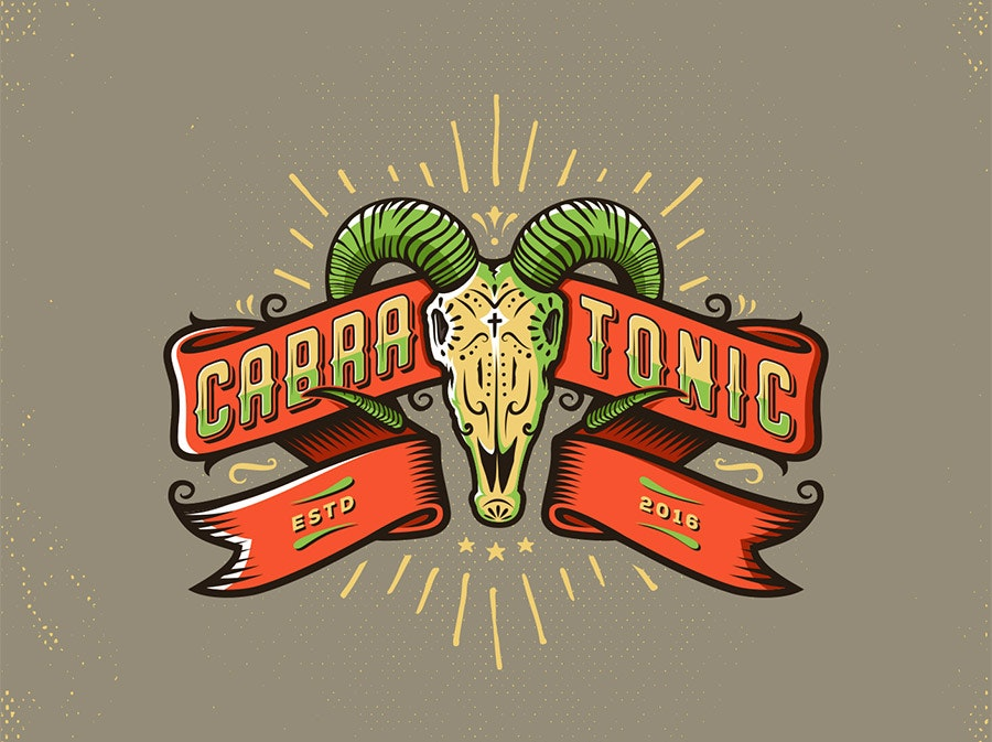 cabra tonic logo