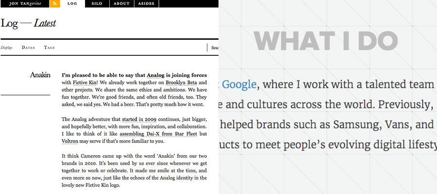 serif google fonts