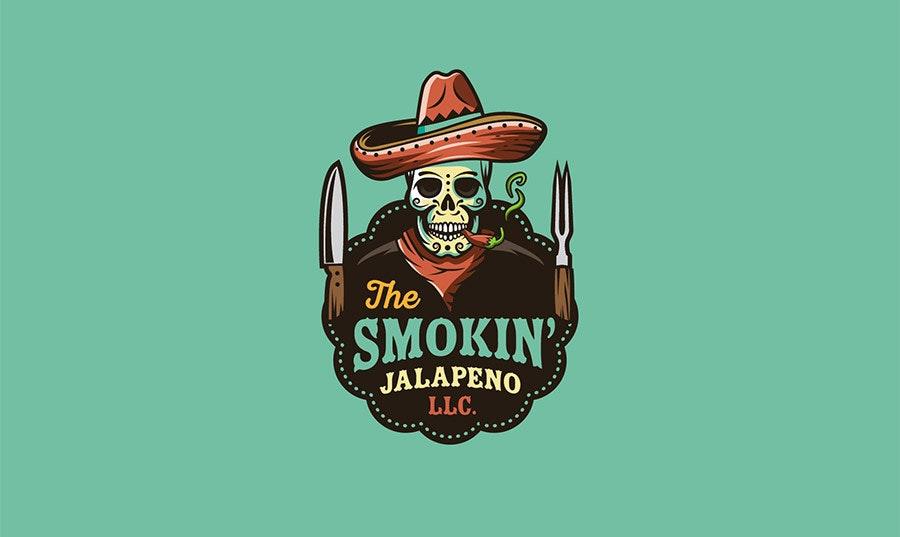 smokin jalapeno logo