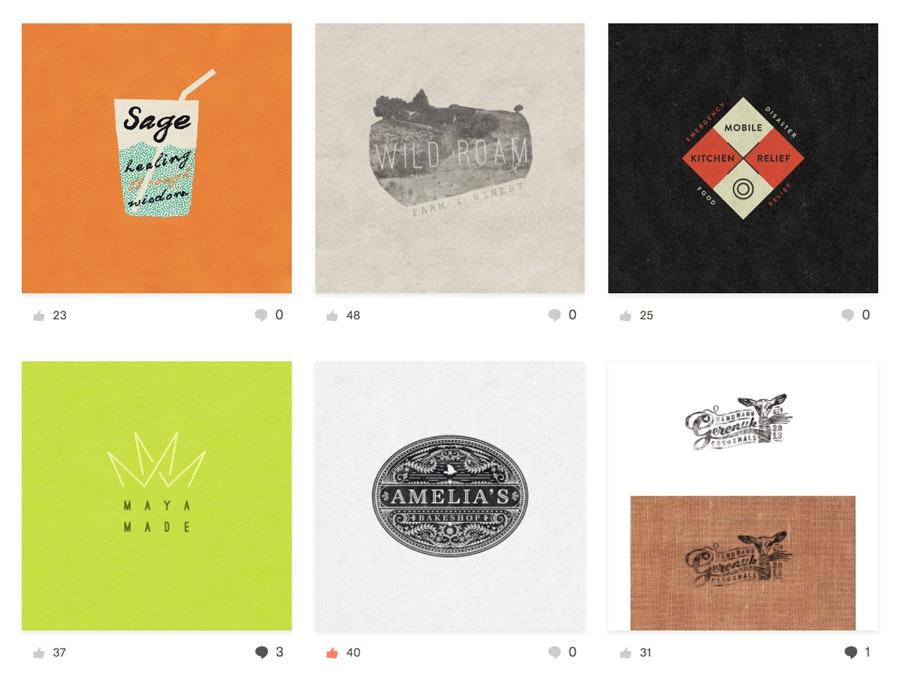 99designs designer portfolio