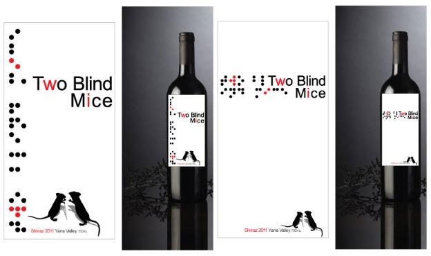 Weinetiketten Design