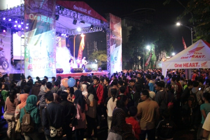 Car Free Night 6