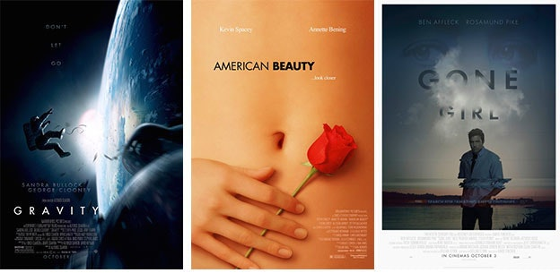 Famous poster fonts: Futura