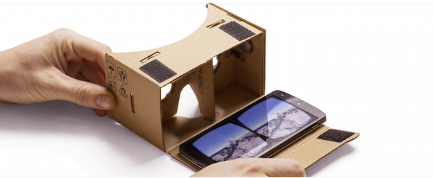 Mobile Trends: Google cardboard