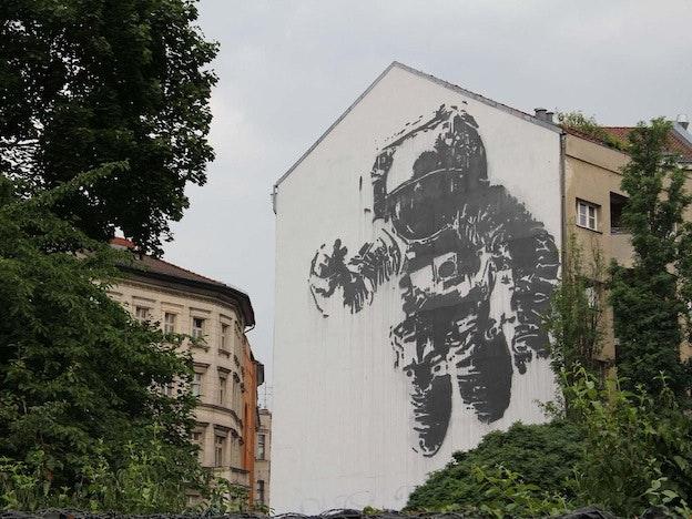 KreuzbergAstronaut