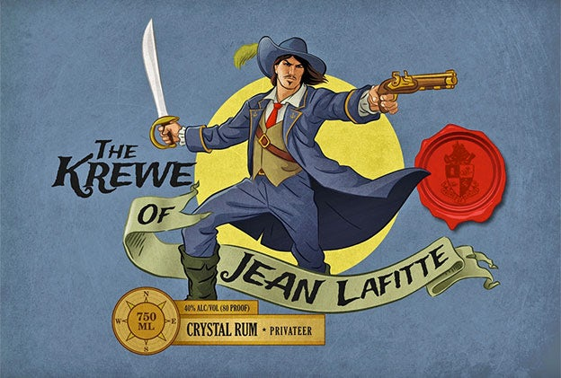 krewe of jean lafitte