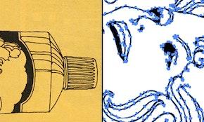 How to transform illustrations into digital vectors