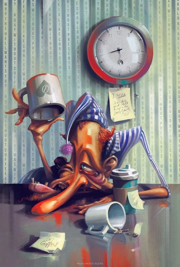 Evilltimm illustration
