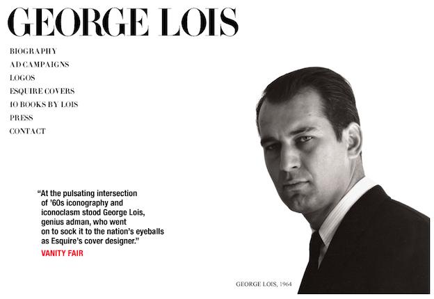 George Lois Design-Portfolio