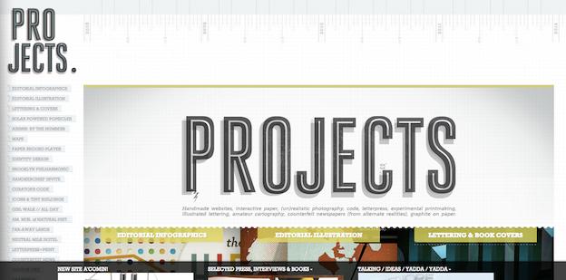 14 inspirierende Webdesign Portfolios
