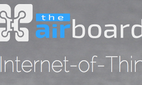 The Kickstarter-backed AirBoard helps creators do what they love—create!