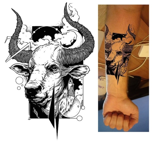 Illustration Tattoos: 20 Illustration Designs That Will Draw You In