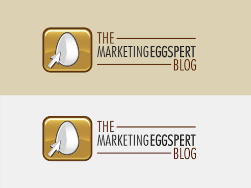 The Marketingeggspert Blog logo