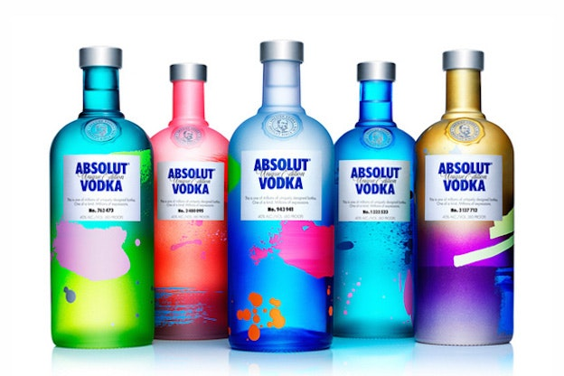 Absolut-Vodka-Limited-Edition-UNIQUE-Bottles