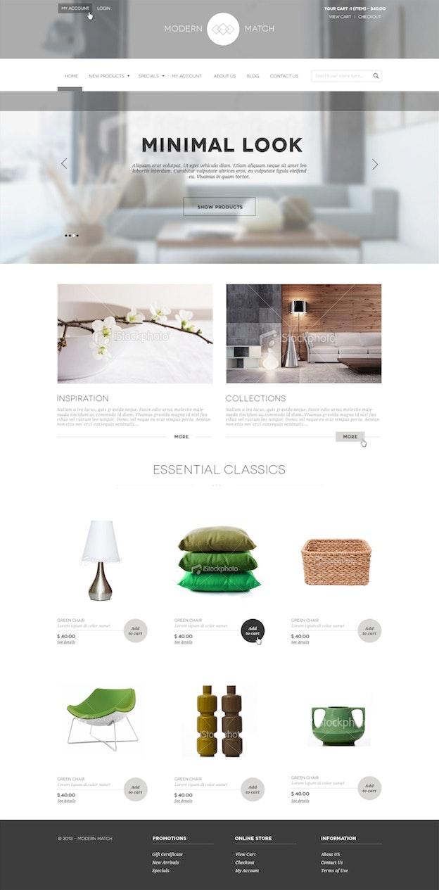 Webdesign von Janneke