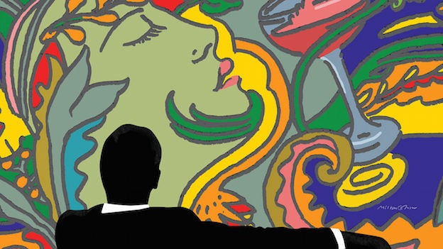 milton glaser mad men