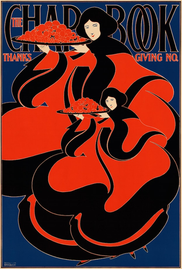 Poster design by William Bradley