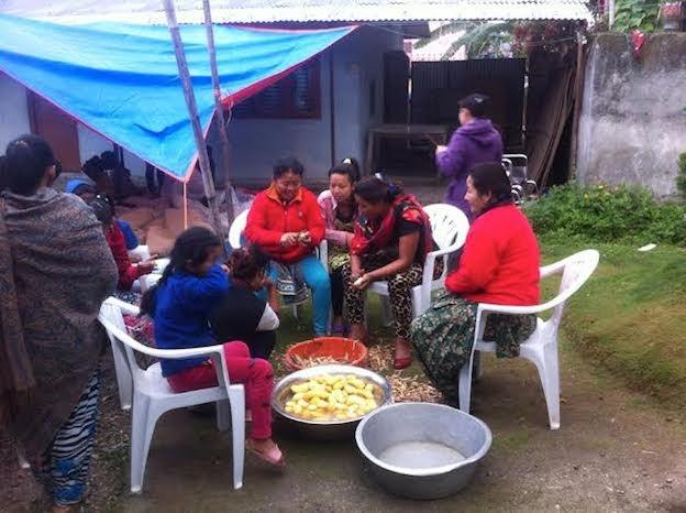 WFN in Kathmandu