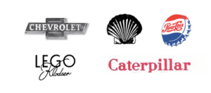 Logos de 1942 à 1950
