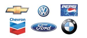 Logos de 2000 à 2005