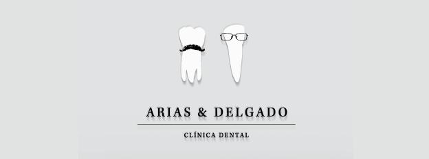 lustiges zahnarzt logo