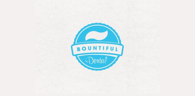 hipster zahnarzt logo