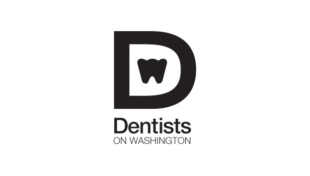 abstraktes zahnarzt logo