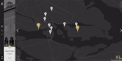 intégration Google map
