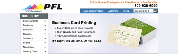 master the business card printing process 99designs