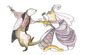Illustration de mariage
